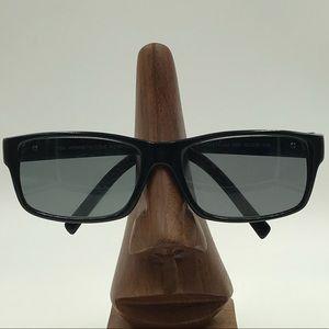 Kenneth Cole KC2211 Black Rectangular Sunglasses